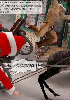 How Santa Celebrated Christmas image 05