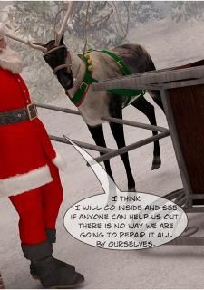 How Santa Celebrated Christmas image 06