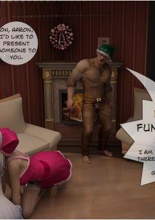 How Santa Celebrated Christmas image 15
