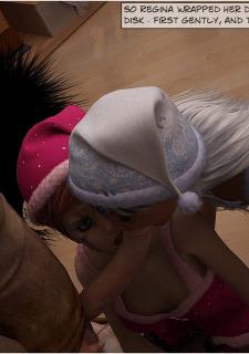 How Santa Celebrated Christmas image 19