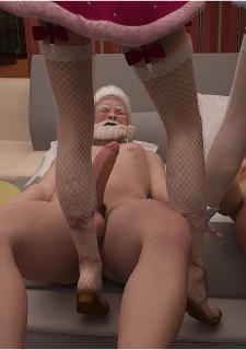 How Santa Celebrated Christmas image 23