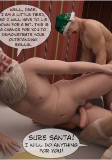How Santa Celebrated Christmas image 33