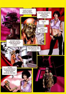 The last Saurus- Sci -fi image 02