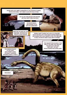 The last Saurus- Sci -fi image 15