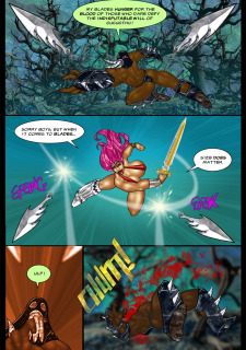 Savage Sword of Sharona 2 – Call of Cucucthu image 6