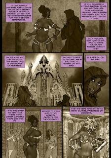 Savage Sword of Sharona 2 – Call of Cucucthu image 9