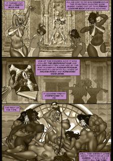Savage Sword of Sharona 2 – Call of Cucucthu image 10