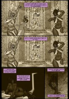 Savage Sword of Sharona 2 – Call of Cucucthu image 11