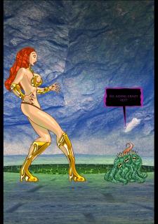 Savage Sword of Sharona 2 – Call of Cucucthu image 27