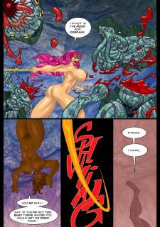 Savage Sword of Sharona 2 – Call of Cucucthu image 31