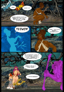 Savage Sword of Sharona 2 – Call of Cucucthu image 34