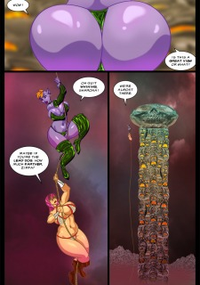 Savage Sword of Sharona- 4 Blood Moon Rising image 2