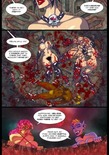 Savage Sword of Sharona- 4 Blood Moon Rising image 4