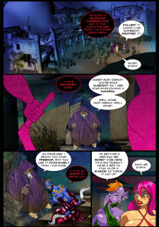 Savage Sword of Sharona- 4 Blood Moon Rising image 14