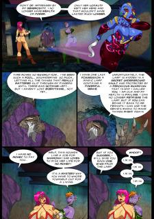 Savage Sword of Sharona- 4 Blood Moon Rising image 15