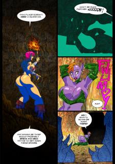 Savage Sword of Sharona- 4 Blood Moon Rising image 17