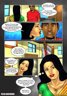 Savita Bhabhi 16- Double Trouble porn comics 8 muses