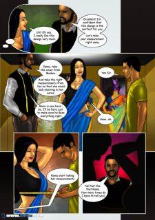 Savita Bhabhi 32- Special Tailor image 5