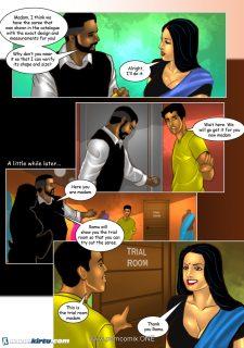 Savita Bhabhi 32- Special Tailor image 11