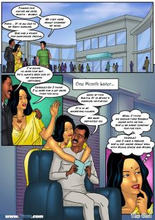 Savita Bhabhi 35 porn comics 8 muses