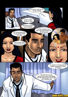 Savita Bhabhi 7- Doctor Doctor image 3
