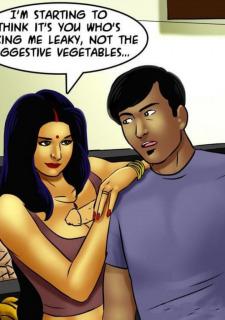 Savita Bhabhi 72- Savita loses her Mojo image 5