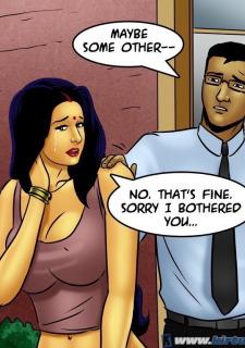 Savita Bhabhi 72- Savita loses her Mojo image 37