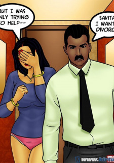 Savita Bhabhi 73- Caught in the Act porn comics 8 muses