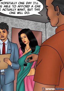 Savita Bhabhi 76- Closing Deal image 145