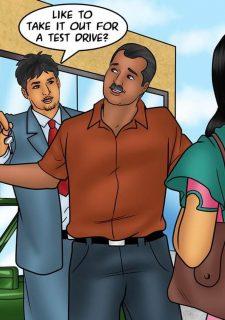 Savita Bhabhi 76- Closing Deal image 36