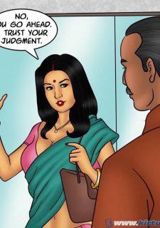 Savita Bhabhi 76- Closing Deal image 41