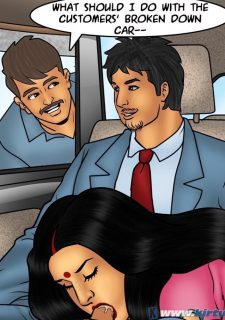Savita Bhabhi 76- Closing Deal image 91