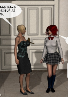 School For Girls Ch.11- Sisters image 5