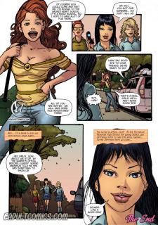 School Girl's Revenge 11- Yair Herrera porn comics 8 muses