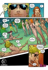 School Girls' Revenge 3-4 porn comics 8 muses