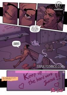 Schoolgirl's Revenge 10 porn comics 8 muses