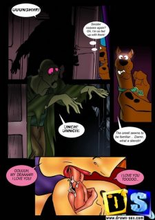 Scooby Doo-Solve Mystery sex image 06