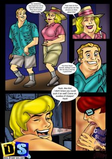 Scooby Doo-Solve Mystery sex image 19