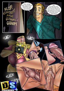 Scooby Doo-Solve Mystery sex porn comics 8 muses