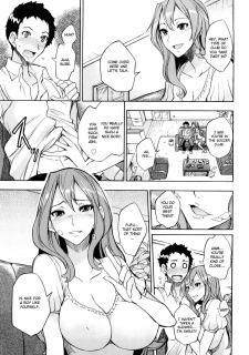 Secret Temptation- Hentai image 09