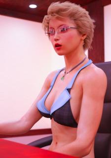 Secretary New Challenge- Affect3D image 9