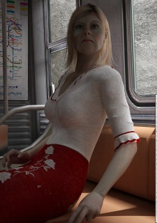 Sex In Subway- Ultimate3DPorn image 5