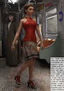 Sex In Subway- Ultimate3DPorn image 6