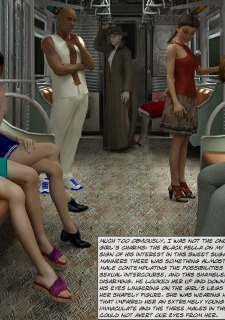 Sex In Subway- Ultimate3DPorn image 8
