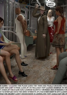 Sex In Subway- Ultimate3DPorn porn comics 8 muses