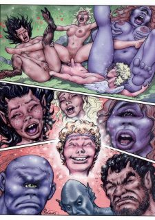 Sexy Symphonies 3 porn comics 8 muses