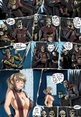 Shadbase- Short Comics image 10