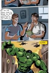 Shadbase- Short Comics image 16