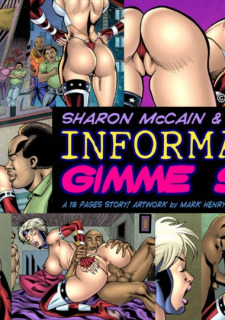 Sharon MacCain in Information- Gimme Some! image 20