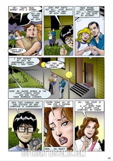 School Girl's Revenge (Una Mujer Studio)- Lustomic image 6